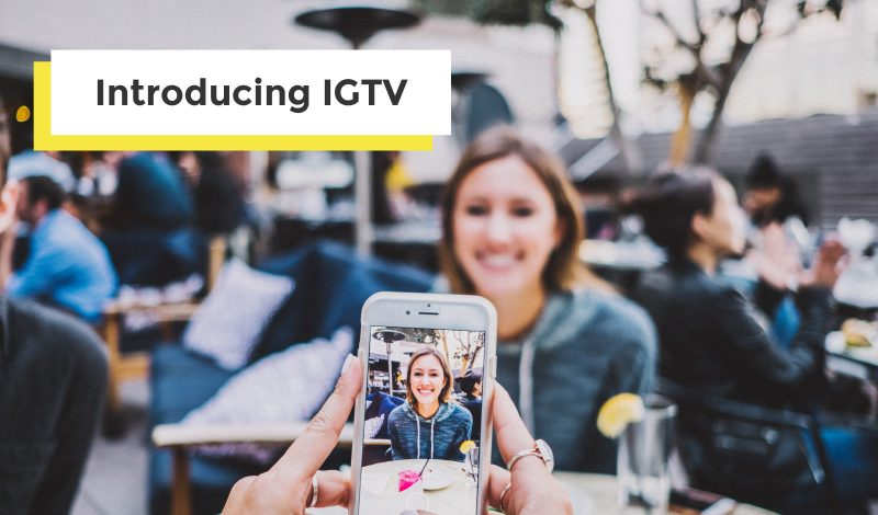 Instagrams New Tool IGTV