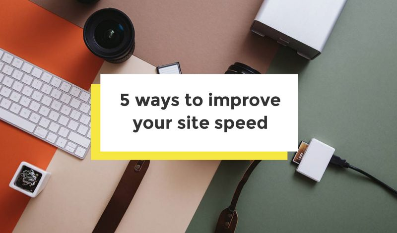 improve your site speed