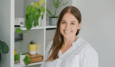 Meet Bianca, Lemon Tree's Creative Lead
