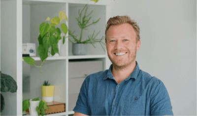 Meet Ben, Lemon Tree's Agency Manager